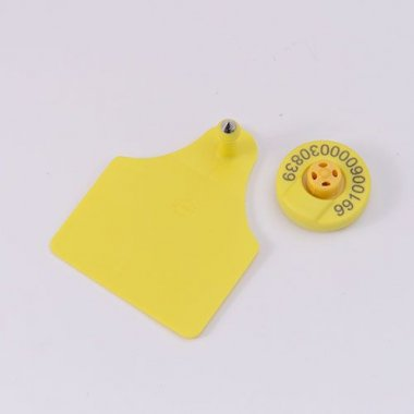 HDX Ear Tag with Visual Pad