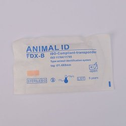 1.4x8mm ISO FDX-B Microchip Needle