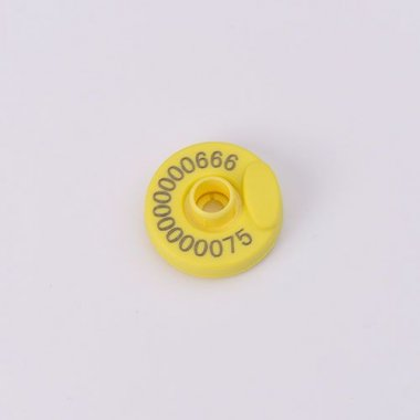 RFID FDX-B Reusable Ear Tags Only