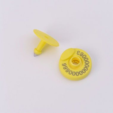 RFID FDX-B Reusable Electronic Ear Tags Sets
